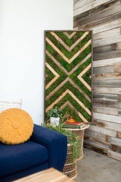Affordable Geometric Wood Wall Art Design Ideas For Your Inspiration 15