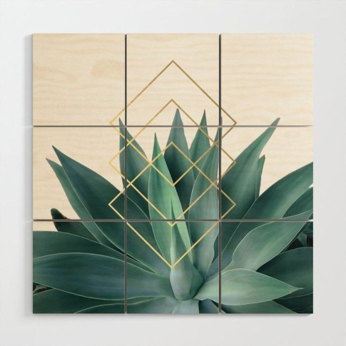 Affordable Geometric Wood Wall Art Design Ideas For Your Inspiration 29