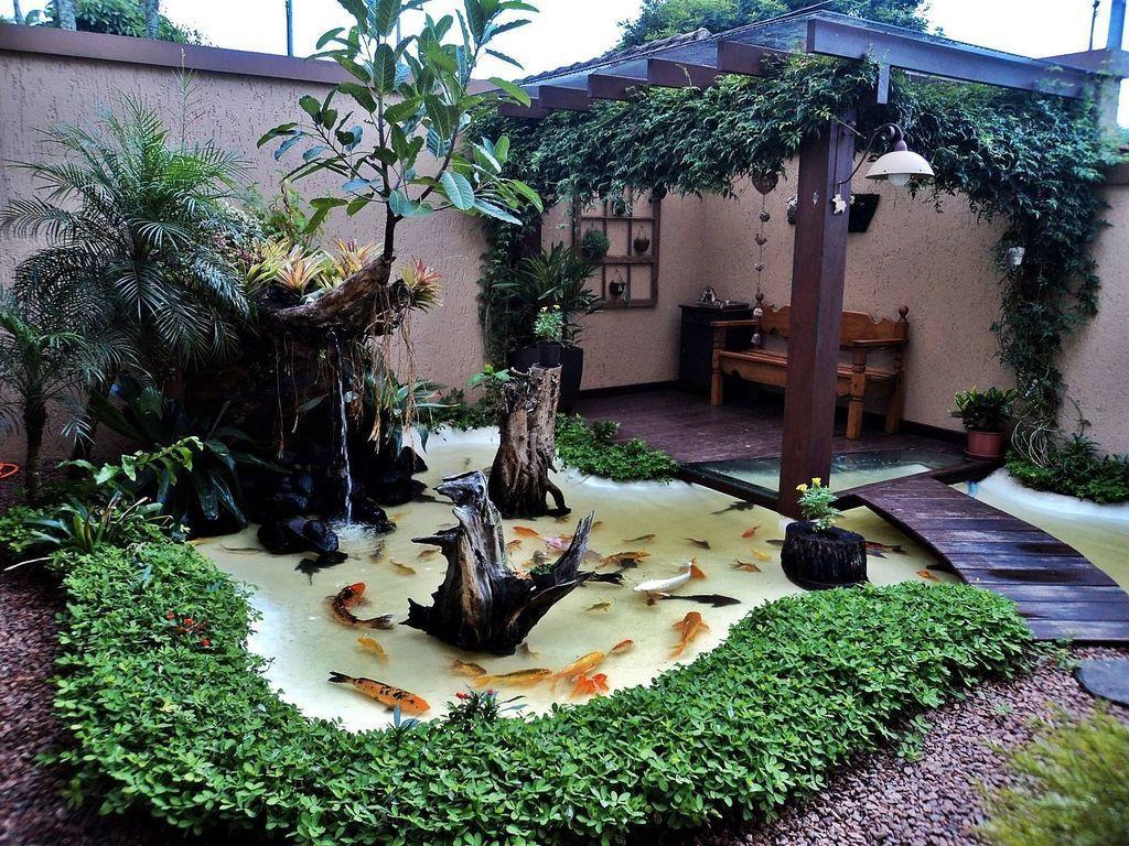 Amazing Backyard Landscaping Design Ideas On A Budget 39