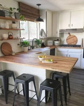 Awesome Farmhouse Kitchen Ideas On A Budget 09