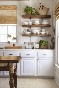 Awesome Farmhouse Kitchen Ideas On A Budget 22