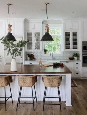 Awesome Farmhouse Kitchen Ideas On A Budget 53
