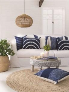 Best Coastal Living Room Decorating Ideas 27