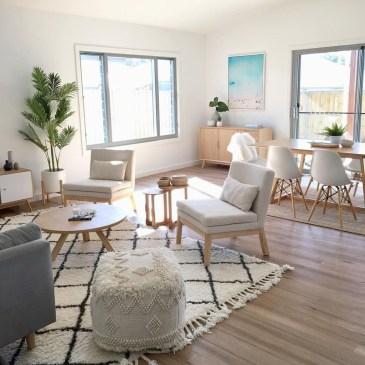 Best Coastal Living Room Decorating Ideas 35