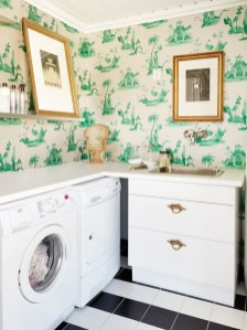 Best Small Laundry Room Design Ideas For Summer 2019 12