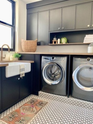 Best Small Laundry Room Design Ideas For Summer 2019 16