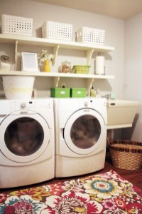 Best Small Laundry Room Design Ideas For Summer 2019 18