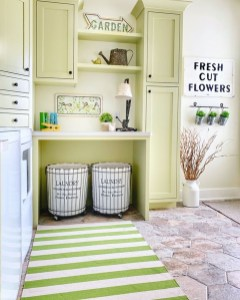 Best Small Laundry Room Design Ideas For Summer 2019 21