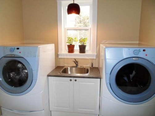 Best Small Laundry Room Design Ideas For Summer 2019 41