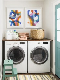 Best Small Laundry Room Design Ideas For Summer 2019 47