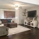 Catchy Farmhouse Living Room Design Ideas For Apartment 06