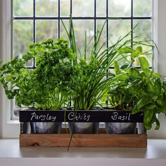 Chic Herb Garden Design And Remodel Ideas To Try Right Now 21