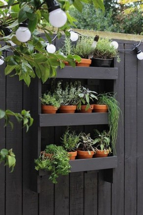 Chic Herb Garden Design And Remodel Ideas To Try Right Now 37