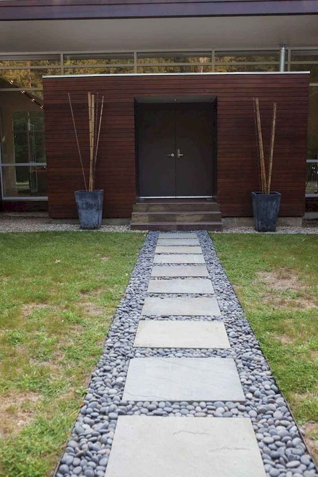 Classy Garden Path And Walkway Design And Remodel Ideas 28