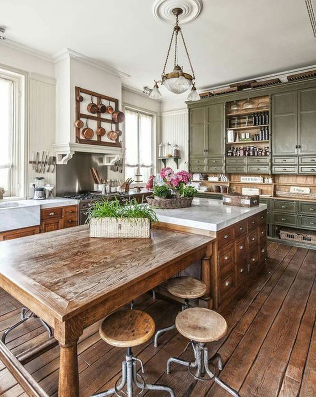 Classy Kitchen Decorating Ideas To Try This Year 30
