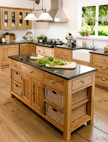 Classy Kitchen Decorating Ideas To Try This Year 51