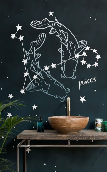 Comfy Home Decor Ideas That Based On Your Zodiac Sign 41
