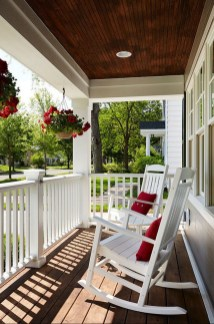 Cozy Small Porch Design Ideas To Try Right Now 28