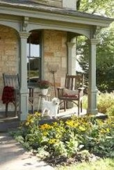 Cozy Small Porch Design Ideas To Try Right Now 35