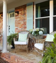 Cozy Small Porch Design Ideas To Try Right Now 50