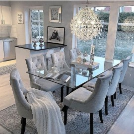 Creative Dining Room Ideas For First Apartment To Try Today 03