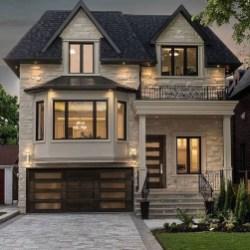 Incredible Farmhouse Exterior Design Ideas To Try 08