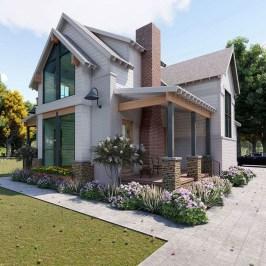 Incredible Farmhouse Exterior Design Ideas To Try 18