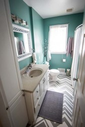 Inspiring Bathroom Decor Ideas With Turquoise Color To Consider 11