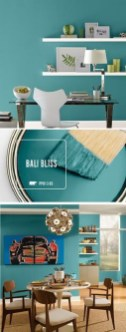 Inspiring Bathroom Decor Ideas With Turquoise Color To Consider 15