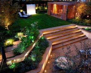 Marvelous Garden Lighting Design Ideas 01