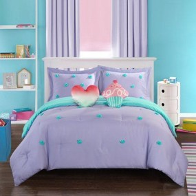 Modern Colorful Bedroom Décor Ideas For Kids 12