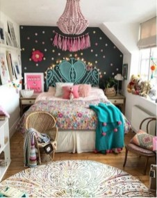 Modern Colorful Bedroom Décor Ideas For Kids 14