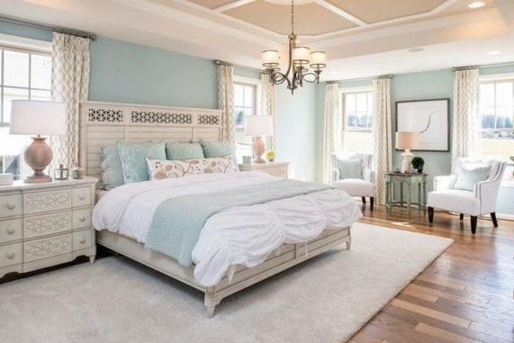 Perfect Coastal Bedroom Decorating Ideas To Apply Asap 54
