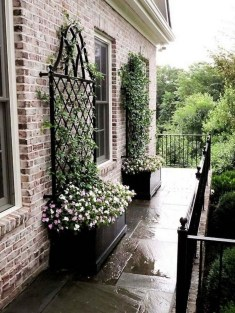 Rustic Side Yard Garden Design And Remodel Ideas 05