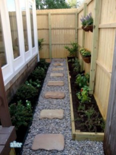 Rustic Side Yard Garden Design And Remodel Ideas 29