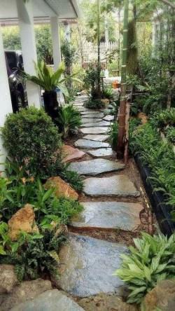 30 Rustic Side Yard Garden Design And Remodel Ideas Homyracks