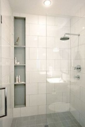 Spectacular Bathroom Tile Shower Ideas That Looks Cool 09