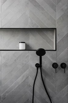 Spectacular Bathroom Tile Shower Ideas That Looks Cool 29