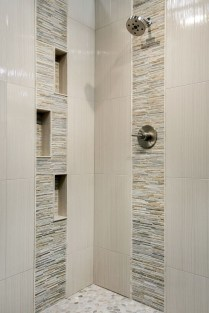 Spectacular Bathroom Tile Shower Ideas That Looks Cool 50