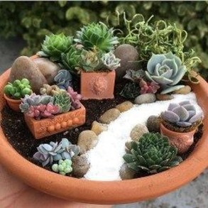Stunning Diy Fairy Garden Design Ideas To Try This Year 31