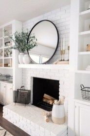 Admiring Fireplace Décor Ideas For Cottage To Try 03