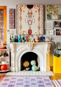Admiring Fireplace Décor Ideas For Cottage To Try 05