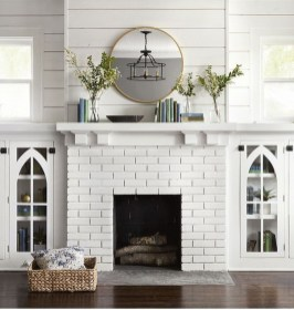 Admiring Fireplace Décor Ideas For Cottage To Try 26