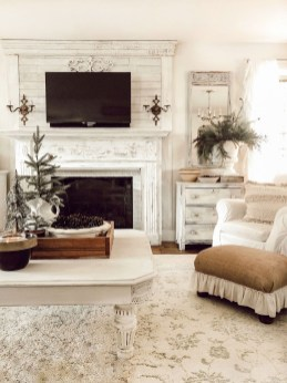 Admiring Fireplace Décor Ideas For Cottage To Try 51