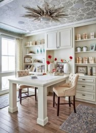 Affordable Diy Home Office Decor Ideas With Tutorials 02