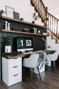 Affordable Diy Home Office Decor Ideas With Tutorials 14