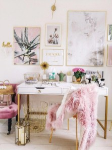 Affordable Diy Home Office Decor Ideas With Tutorials 31