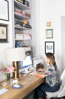 Affordable Diy Home Office Decor Ideas With Tutorials 34