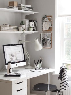 Affordable Diy Home Office Decor Ideas With Tutorials 41