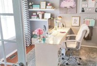 Affordable Diy Home Office Decor Ideas With Tutorials 42
